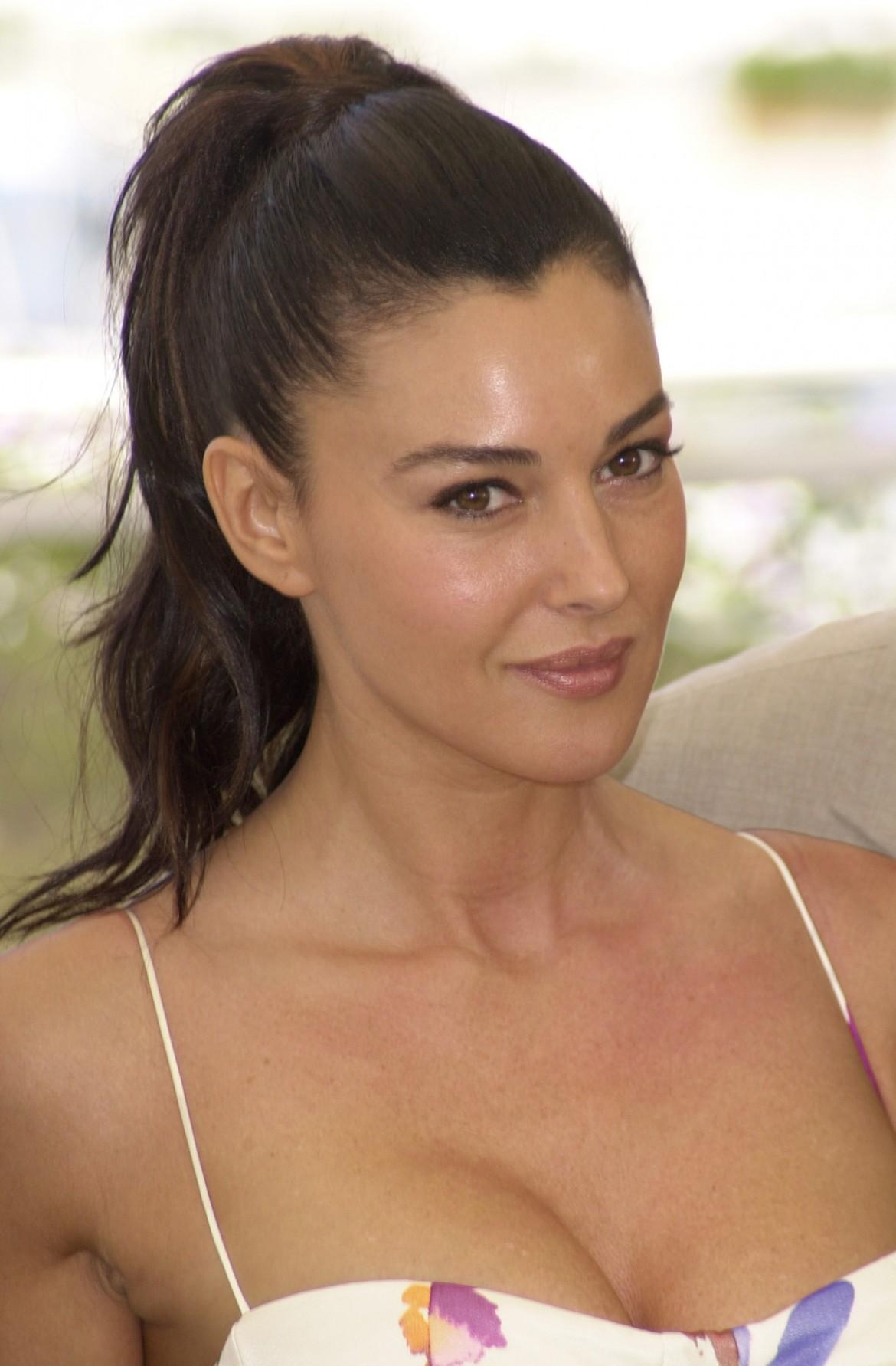 Cannes Film Festival Monica Bellucci