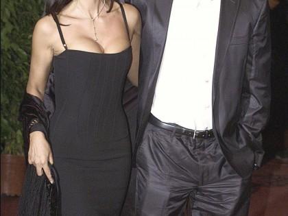 Vincent Cassel & Monica Bellucci