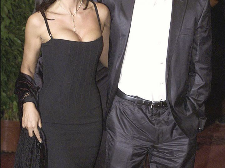 Vincent Cassel & Monica Bellucci
