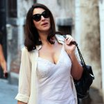 monica-bellucci-on-the-set-of-amazons-mozart-in-the-jungle-in-venice