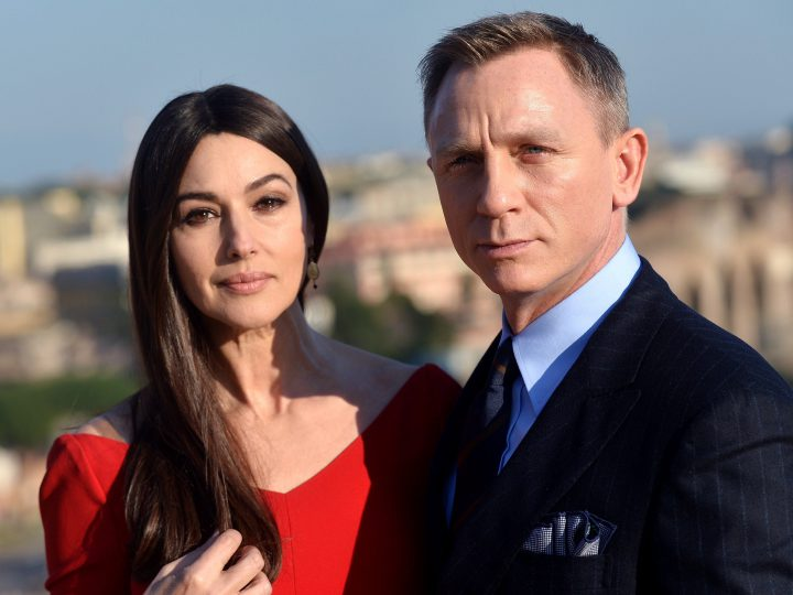 Monica Bellucci Should Return To The 'James Bond'