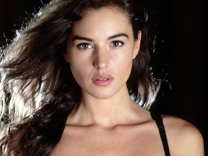 Never Seen Photographs of Monica Bellucci