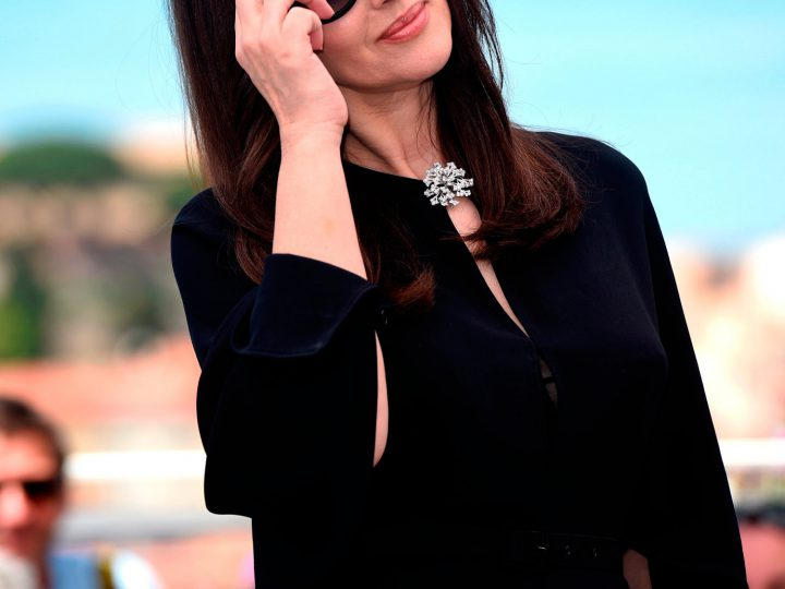Ageless Monica Bellucci at Cannes Film Festival