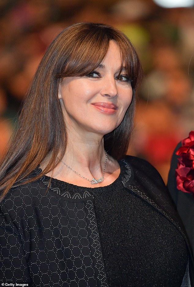 Monica Bellucci Attends 2018 Marrakech Film Festival