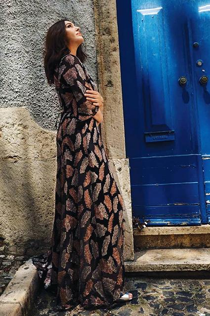 Deva Cassel Dolce Amp Gabbana